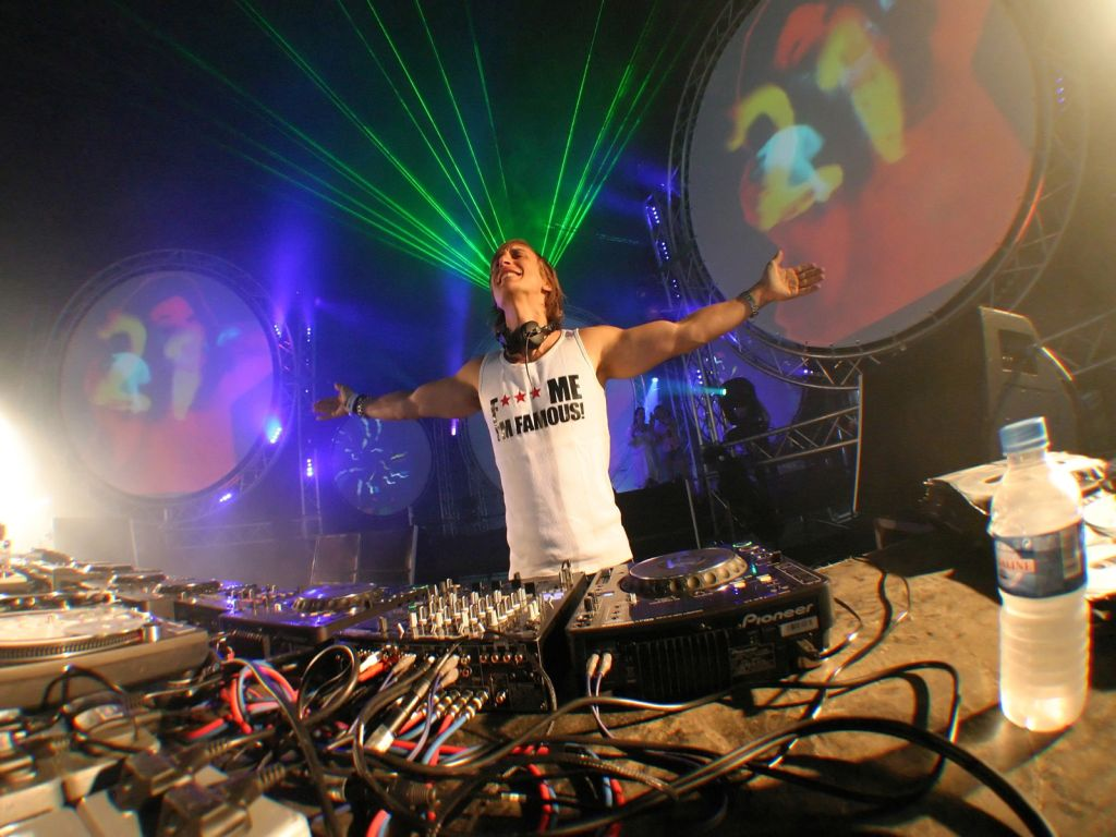 David Guetta - Photo Colection